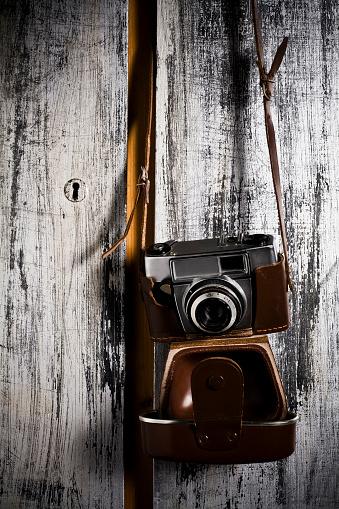 Hipster - Person「Vintage Camera」:スマホ壁紙(11)