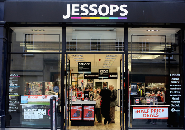 Corporate Business「Photographic Retailers Jessops Goes Into Administration」:写真・画像(3)[壁紙.com]
