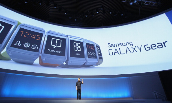 Wearable Computer「Samsung Presents New Products」:写真・画像(15)[壁紙.com]