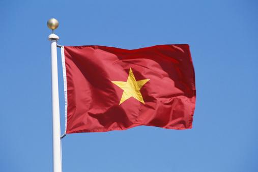 Vietnamese Culture「Flag of Vietnam」:スマホ壁紙(18)