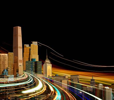 Internet of Things「Urban Communication Connections」:スマホ壁紙(17)