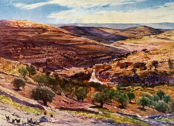 Grove「The Valley Of Hinnom With The Hill Of Offence」:写真・画像(18)[壁紙.com]