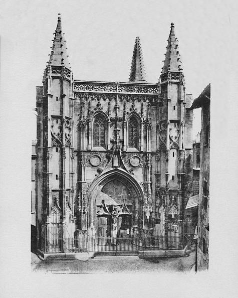 Gothic Style「Avignon - St Peters Church C」:写真・画像(9)[壁紙.com]
