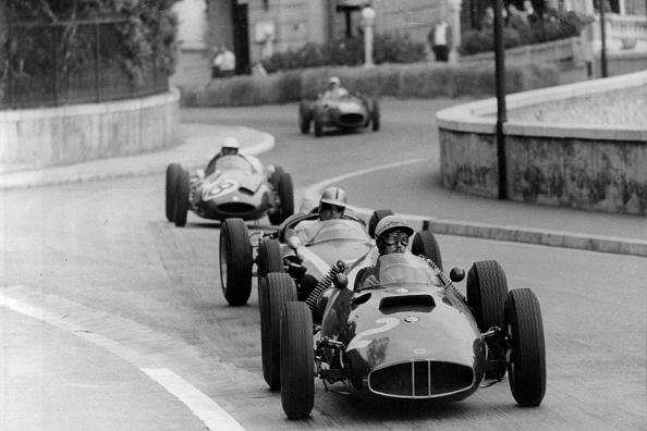 Grand Prix Motor Racing「Jo Bonnier, Jack Brabham, Grand Prix Of Monaco」:写真・画像(5)[壁紙.com]