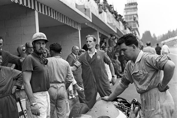 Mechanic「Jo Bonnier, Grand Prix Of Belgium」:写真・画像(3)[壁紙.com]
