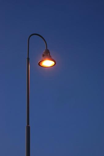 Bollard「Street Lamp」:スマホ壁紙(3)