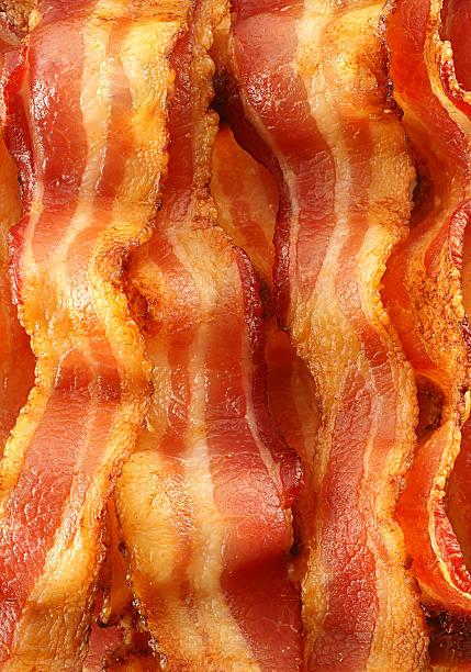 Bacon Background:スマホ壁紙(壁紙.com)