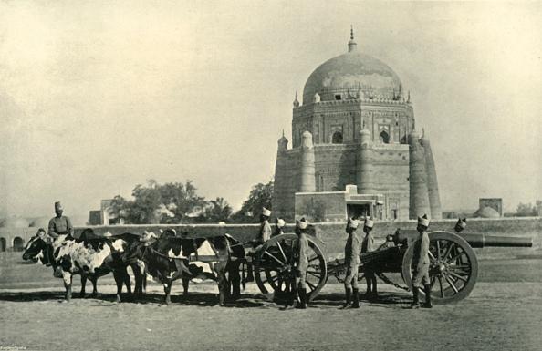 Mammal「Indian Garrison Artillery With Heavy Battery (40-Pr ML) Equipment - Drill Order (Khaki)」:写真・画像(15)[壁紙.com]