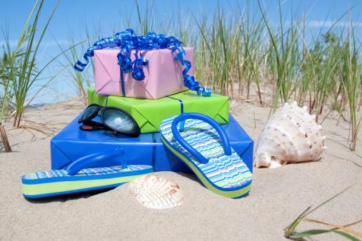 Flip-Flop「Gifts on Beach」:スマホ壁紙(15)