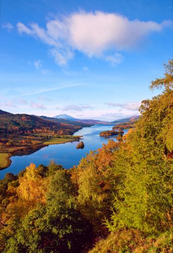 Perthshire「Queens View, Loch Tummel,Highland Perthshire」:スマホ壁紙(19)