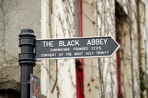 Abbey - Monastery「Black Abbey Sign Kilkenny Ireland」:スマホ壁紙(19)