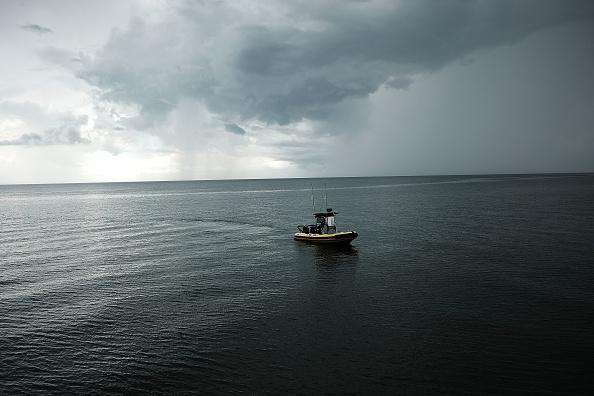 Naples - Florida「Red Tide Algae Blooms Continue On Florida's Gulf Beaches」:写真・画像(16)[壁紙.com]