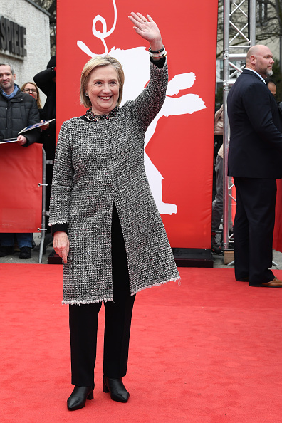 "Berlin International Film Festival「""Hillary"" Premiere - 70th Berlinale International Film Festival」:写真・画像(16)[壁紙.com]"