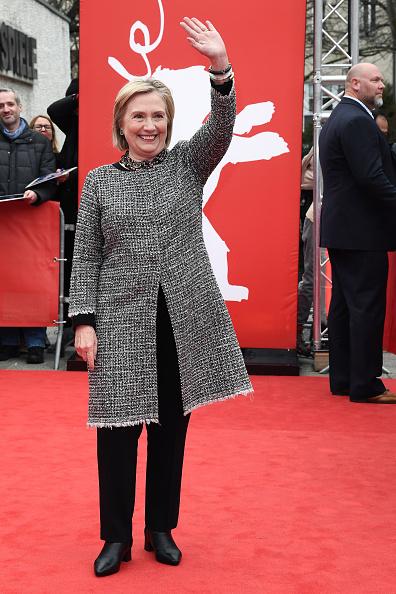 "Berlin International Film Festival「""Hillary"" Premiere - 70th Berlinale International Film Festival」:写真・画像(15)[壁紙.com]"