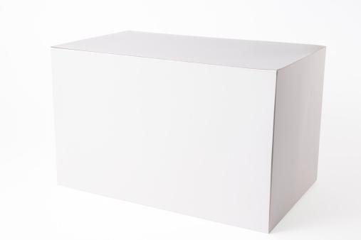スタジオ撮影「絶縁ショットを白背景の上に空白のボックス」:スマホ壁紙(15)