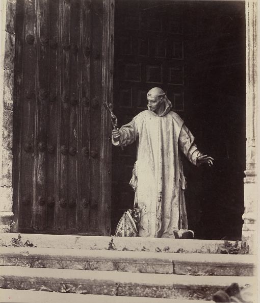 Doorway「Principal Doorway Of The Carthusian Monastery」:写真・画像(0)[壁紙.com]