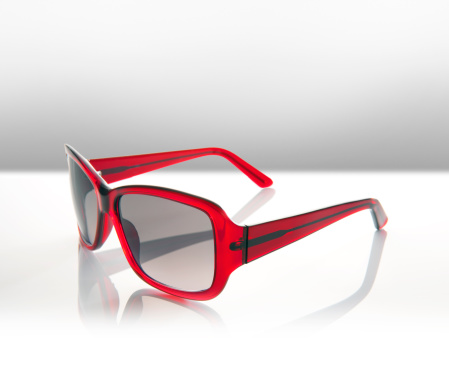 Eyeglasses「red tinted glasses」:スマホ壁紙(0)