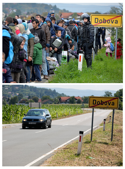 Slovenia「Key Locations Of The 2015 Migrant Crisis Revisited」:写真・画像(9)[壁紙.com]