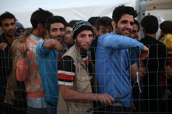 Lesbos「Migrants On Greece's Lesbos Island」:写真・画像(18)[壁紙.com]