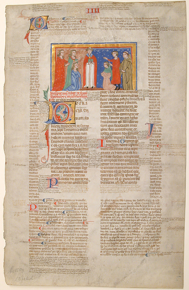 P「Manuscript Leaf With Marriage Scene」:写真・画像(17)[壁紙.com]