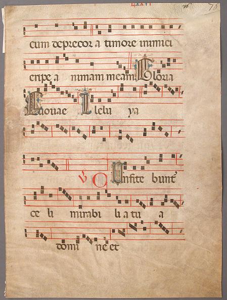Circa 14th Century「Manuscript Leaf」:写真・画像(9)[壁紙.com]