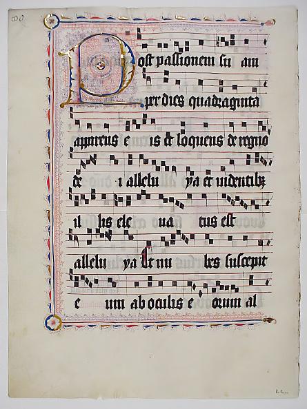 P「Manuscript Leaf With Initial P」:写真・画像(3)[壁紙.com]