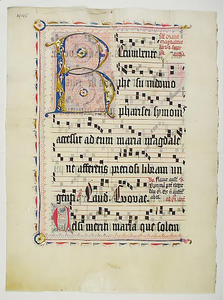 R「Manuscript Leaf With Initial R」:写真・画像(11)[壁紙.com]