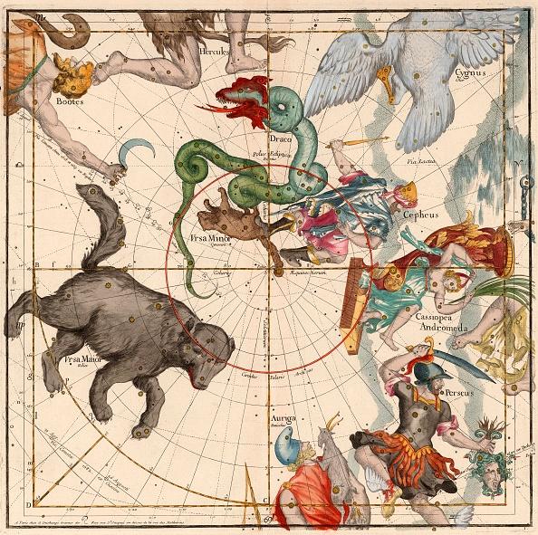 Starry sky「North Pole」:写真・画像(14)[壁紙.com]