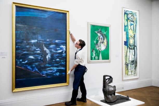 Sotheby's Brave New Visions Exhibition:ニュース(壁紙.com)