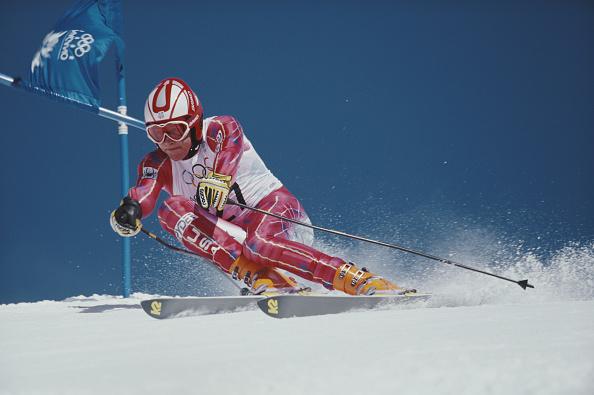Skiing「XVIII Olympic Winter Games」:写真・画像(5)[壁紙.com]