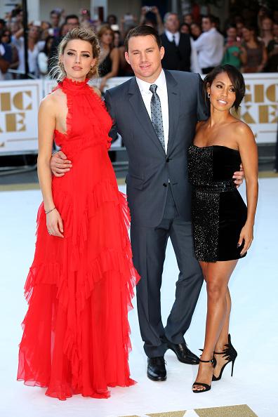 Amber Heard「'Magic Mike XXL' - European Premiere - Red Carpet Arrivals」:写真・画像(8)[壁紙.com]