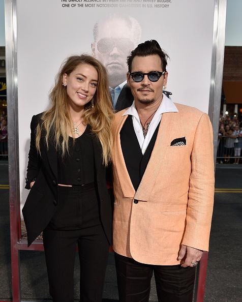 Amber Heard「'Black Mass' Boston Special Screening」:写真・画像(10)[壁紙.com]
