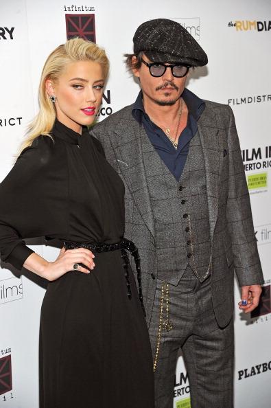 Amber Heard「'The Rum Diary' New York Premiere - Inside Arrivals」:写真・画像(16)[壁紙.com]