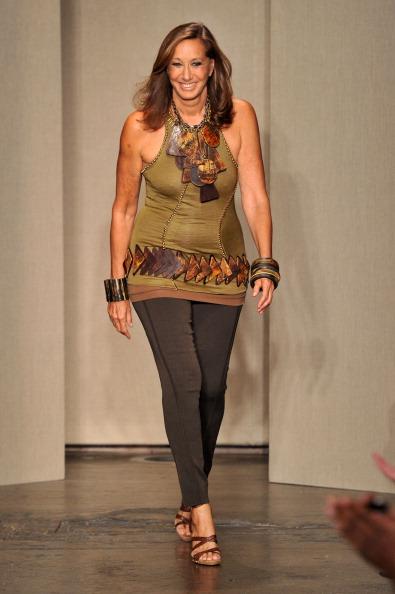 Spring Collection「Donna Karan New York - Runway - Spring 2012 Mercedes-Benz Fashion Week」:写真・画像(6)[壁紙.com]