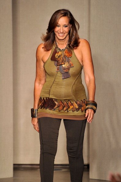 Spring Collection「Donna Karan New York - Runway - Spring 2012 Mercedes-Benz Fashion Week」:写真・画像(7)[壁紙.com]