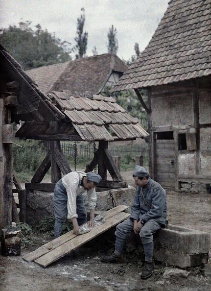 Trough「World War I In France」:写真・画像(5)[壁紙.com]