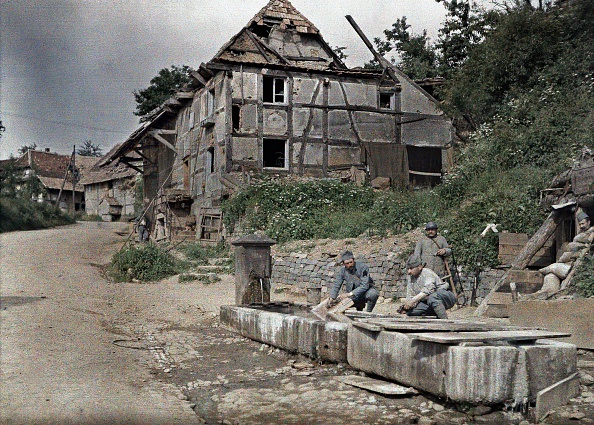 Trough「World War I In France」:写真・画像(6)[壁紙.com]