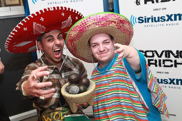 Jose Lopez「Shawn & Marlon Wayans And Mario Lopez Visits SiriusXM」:写真・画像(7)[壁紙.com]