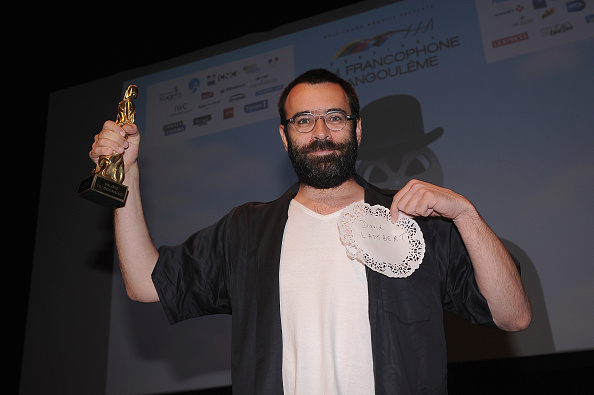 Angouleme「8th Angouleme French-Speaking Film Festival : Closing Ceremony」:写真・画像(6)[壁紙.com]