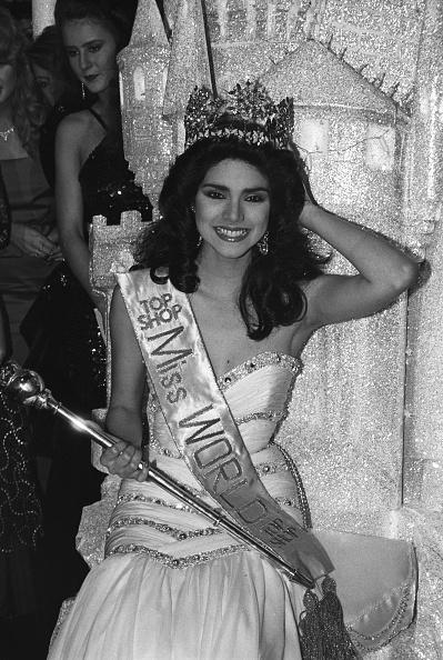 Victor Blackman「Miss World 1984」:写真・画像(9)[壁紙.com]