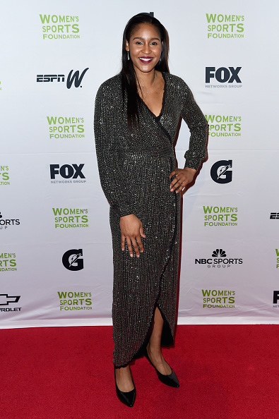 Maya Moore「The Women's Sports Foundation's 38th Annual Salute To Women In Sports Awards Gala  - Arrivals」:写真・画像(4)[壁紙.com]
