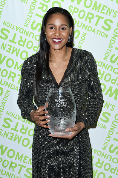 Maya Moore「The Women's Sports Foundation's 38th Annual Salute To Women In Sports Awards Gala  - Inside」:写真・画像(2)[壁紙.com]