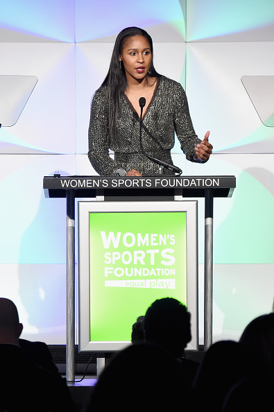 Maya Moore「The Women's Sports Foundation's 38th Annual Salute To Women In Sports Awards Gala  - Inside」:写真・画像(19)[壁紙.com]