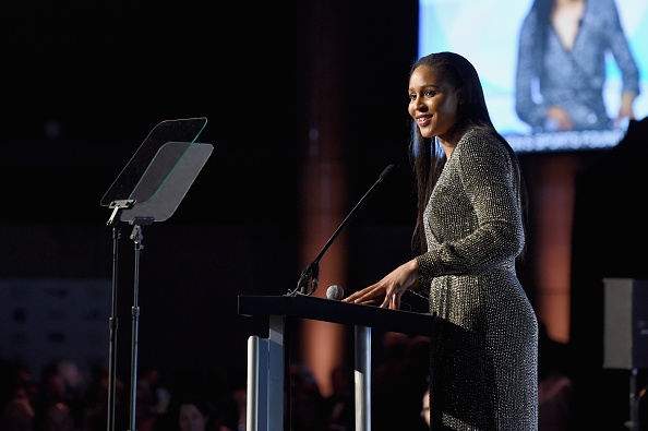 Maya Moore「The Women's Sports Foundation's 38th Annual Salute To Women In Sports Awards Gala  - Inside」:写真・画像(13)[壁紙.com]