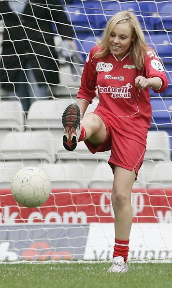 Women's Soccer「Celebrity World Cup Soccer Six」:写真・画像(6)[壁紙.com]