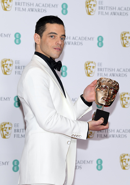 Press Room「EE British Academy Film Awards - Press Room」:写真・画像(13)[壁紙.com]