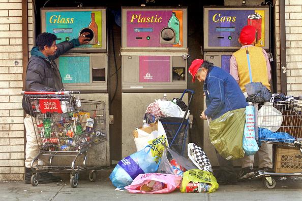 Bottle「Recycling Threatened In New York」:写真・画像(14)[壁紙.com]