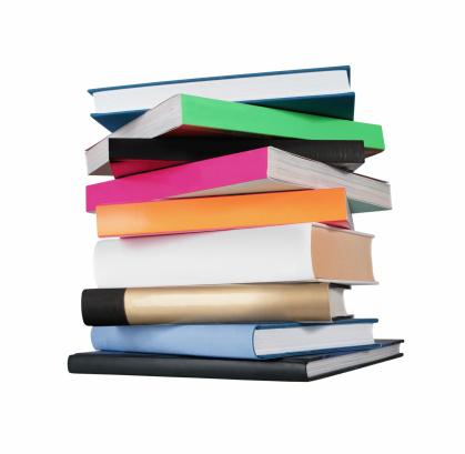 Paperback「Pile of Books」:スマホ壁紙(19)