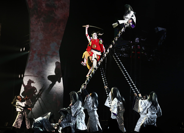 Art And Craft「Kabuki Superstar And Virtual Diva Bring Traditional Art To A New Stage In Tokyo」:写真・画像(2)[壁紙.com]