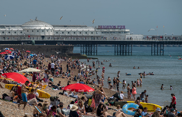 England「UK Bank Holiday Scorcher Expected To Make Way For Thundery Downpours」:写真・画像(15)[壁紙.com]